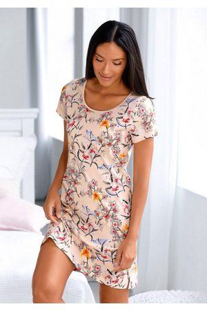 s.Oliver Nachthemd mit Blumenmuster