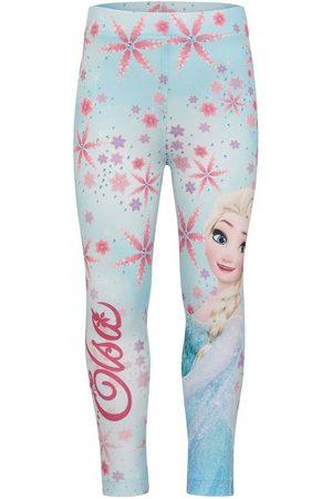 Disney Leggings »Eiskönigin« mit Farbverlauf und Elsa Motiv