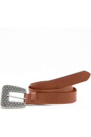 Lascana Ledergürtel Ledergürtel mit aufwendiger Zierschnalle