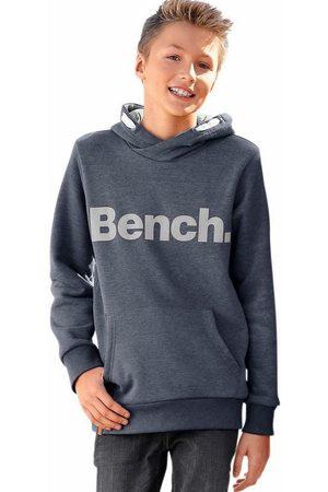 Bench Kapuzensweatshirt mit großem Logo-Druck vorn