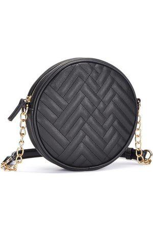 Lascana Mini Bag, kleine runde Umhängetasche