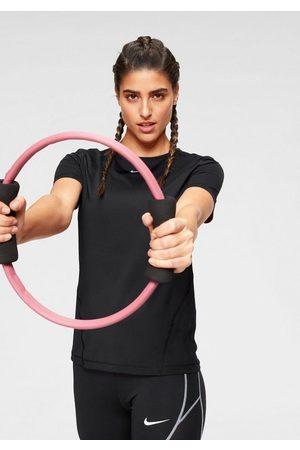 Nike Funktionsshirt »WOMEN PERFORMANCE TOP SHORTSLEEVE ALL OVER MESH« DRI-FIT Technology
