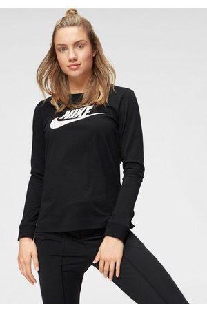 Nike Langarmshirt »W NSW TEE ESSNTL LS ICON FTRA«