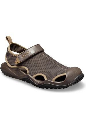 Crocs »Swiftwater Mesh Wave M« Sandale für Badefreunde
