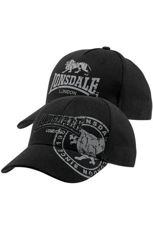 Lonsdale London Baseball Cap (Packung, 2-St)