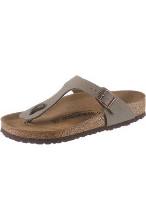 Birkenstock »GIZEH BF« Zehentrenner mit vorgeformtem Fußbett