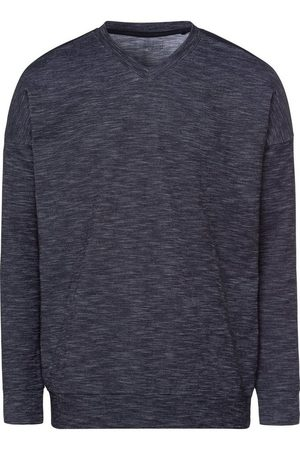 Schiesser Sweatshirt »Autumn Lights« in schöner melierter Optik