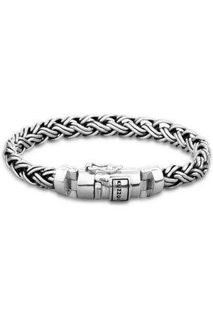 Kuzzoi Armband »Herren Gliederkette Kastenverschluss 925er Silber«
