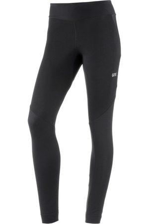 Gore Wear Damen Lange Sporthosen - Lauftights »R3 Partial« bluesign® product