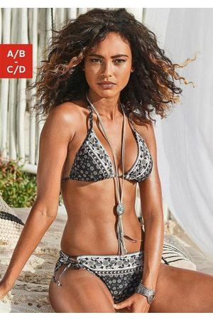 Jette Joop Triangel-Bikini mit Hose zum Binden