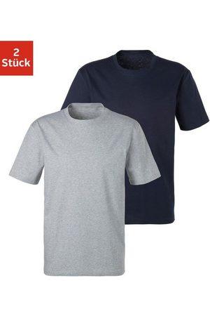 Bench Kurzarmshirt (2er-Pack) Basic in uni