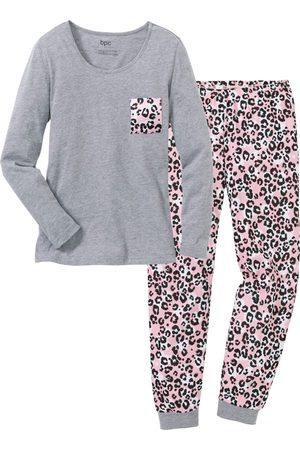 Bonprix Pyjama Bio Baumwolle