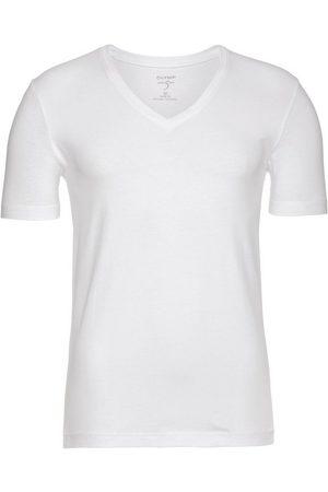 Olymp T-Shirt »Level Five body fit« V-Ausschnitt, Ideal zum Unterziehen