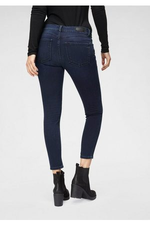 LTB Skinny-fit-Jeans »LONIA« in extra kurzer Cropped-Länge