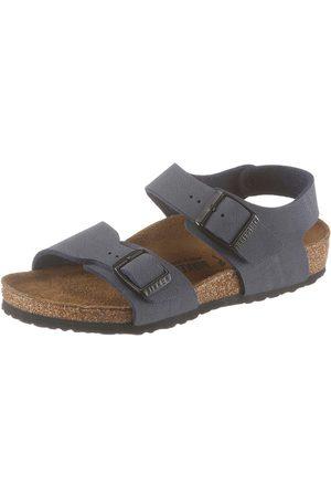 Birkenstock »New York« Sandale in schmaler Schuhweite
