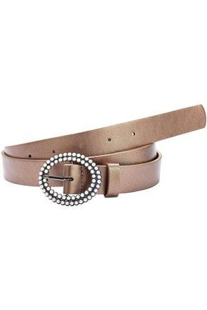 Lascana Hüftgürtel »Gürtel mit Schnalle aus kleinen Zierperlen«