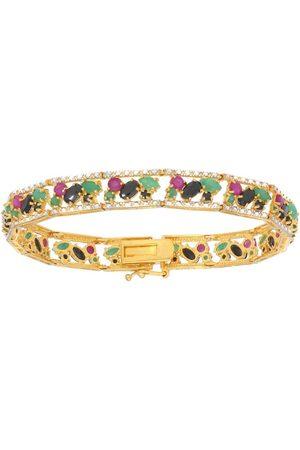 vivance collection Armband »Rubin Smaragd Saphir«