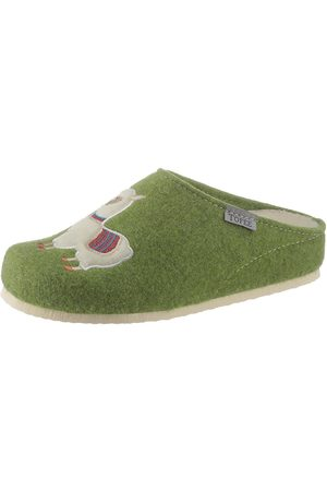Tofee Damen Hausschuhe - Pantoffel Mit süßem Motiv