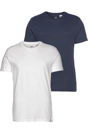 Levi's T-Shirt (Packung, 2-tlg., 2er-Pack) in schlichter Optik