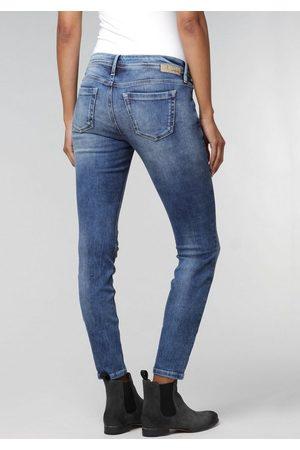 Gang Skinny-fit-Jeans »Faye« im Used-Look