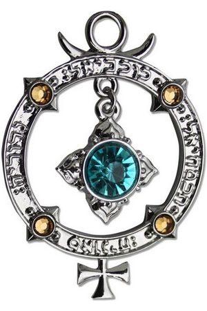 Adelia's Amulett »Mystische Kabbala Talisman«, Ring des Merkur - Für göttliches Wissen