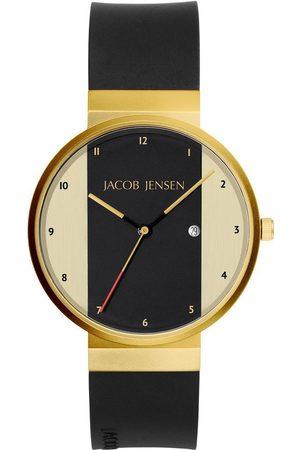 Jacob Jensen Quarzuhr »New Line, 734«