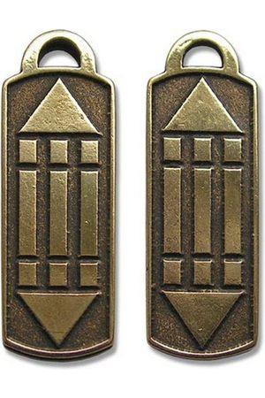 Adelia's Amulett »Alte Symbole Talisman«, Ring der Atlanten - Für Schutz, Wohlbefinden und Intuition