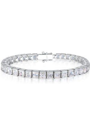 Elli Armband »Tennisarmband Zirkonia Kristall Sparkle 925 «