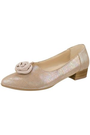 tessamino »Callida« Ballerina im glänzenden Design