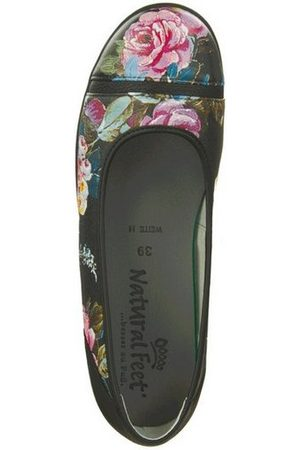 tessamino »Sanela« Ballerina im floralen Design