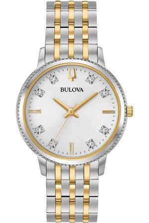 BULOVA Quarzuhr »Diamond, 98P189«