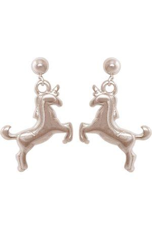 Gemshine Paar Ohrhänger »Einhorn Mädchenschmuck«, Made in Spain
