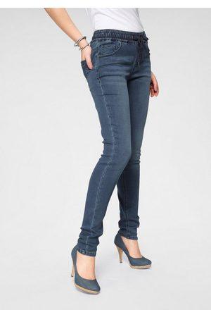 ARIZONA Stretch-Jeans High Waist mit Stretchbund