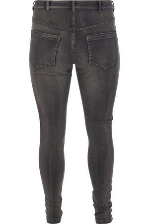 Zizzi Slim-fit-Jeans »Amy« knöchellang