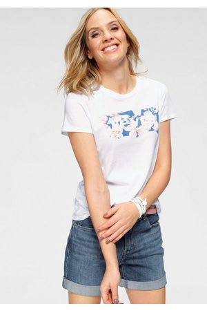 Levi's T-Shirt »The Perfect Tee« mit foralem Batwing- Print