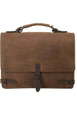 Harold's Messenger Bag »LEADO« (1-tlg), vegetabil gegerbt