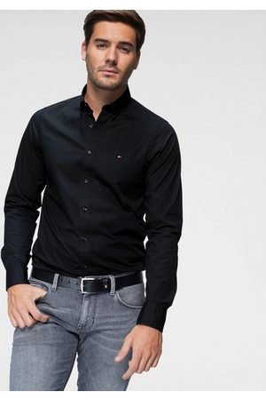 Tommy Hilfiger Langarmhemd »CORE STRETCH SLIM FIT POPLIN SHIRT«
