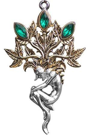 Adelia´s Amulett »Briar Bestiarium«, Brosche Alraune - Für Glück und Wohlstand