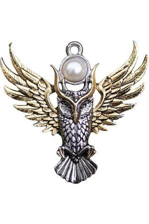 Adelia´s Amulett »Briar Bestiarium«, Eule der Athene Brosche - Für magische Weisheit
