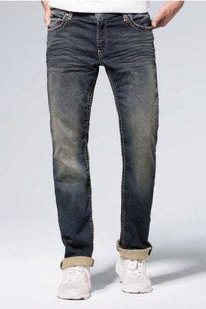 Camp David Comfort-fit-Jeans »CO:NO« Münztasche mit Ziernaht