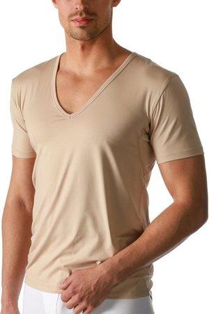 Mey Herren T-Shirts, Polos & Longsleeves - Unterziehshirt, Drunterhemd mit tiefem V-Ausschnitt