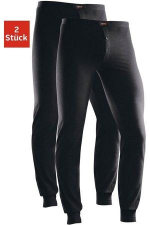 H.I.S Lange Unterhose (2 Stück) mit Bündchen am Bein