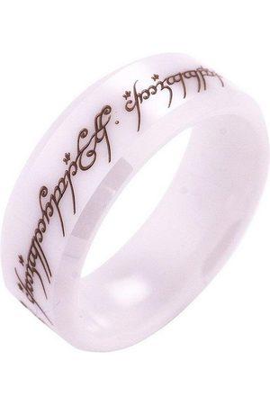 Herr der Ringe Fingerring »Der Eine Ring - Keramik , 20003816«, Made in Germany