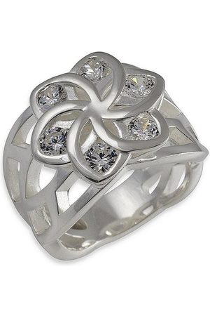 Herr der Ringe Fingerring »Nenya Flowers - Galadriels Ring, 10004106«, Made in Germany