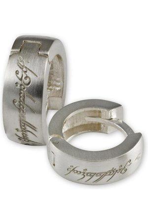 Herr der Ringe Paar Creolen »Elbische Runen, 10004058«, Made in Germany