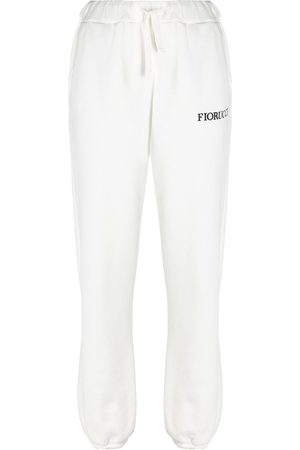 Fiorucci Damen Lange Hosen - Jogginghose mit Logo