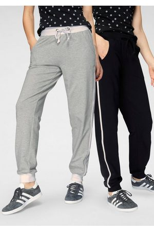 FLASHLIGHTS Jogger Pants (Packung, 2er-Pack) mit elastischem Bund und Tunnelzug