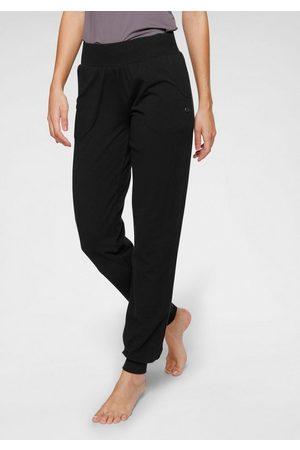 Ocean Damen Lange Hosen - Yogahose »Soulwear - Yoga & Relax Pants - Loose Fit«