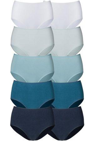 Go In Taillenslip (10 Stück) in frischen Uni-Farben