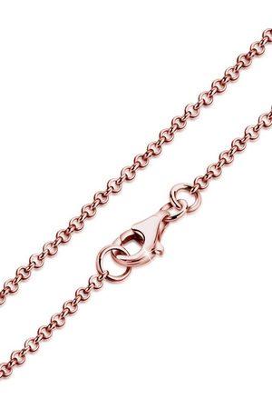 Nenalina Collierkettchen »Damen Erbskette Basic 925 rosévergoldet«
